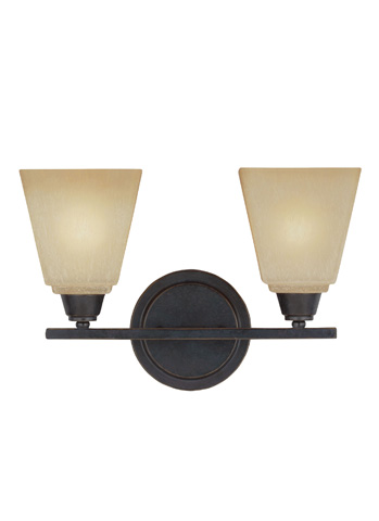 Sea Gull Lighting - Two Light Wall / Bath Sconce - 4413002-845