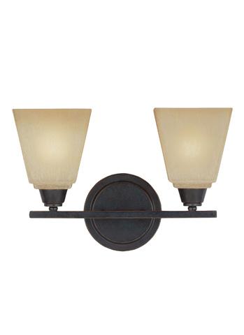 Sea Gull Lighting - Two Light Wall / Bath Sconce - 4413002BLE-845