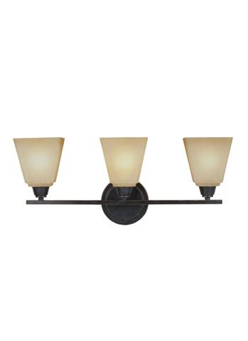 Sea Gull Lighting - Three Light Wall / Bath Sconce - 4413003BLE-845