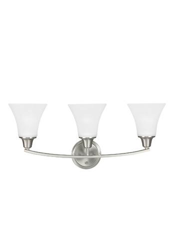 Sea Gull Lighting - Three Light Wall / Bath Sconce - 4413203BLE-962