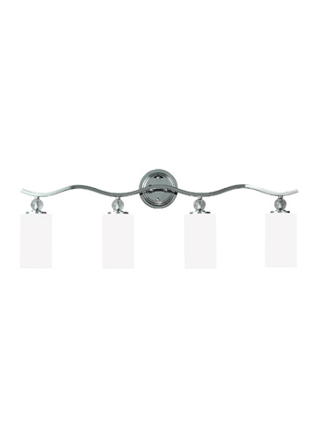 Image of Four Light Wall / Bath Sconce