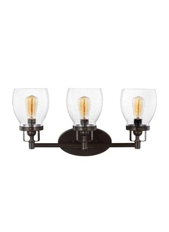 Sea Gull Lighting - Three Light Wall / Bath Sconce - 4414503-782
