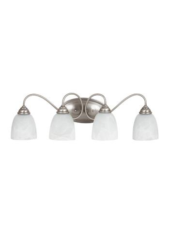Sea Gull Lighting - Four Light Wall / Bath Sconce - 44319-965