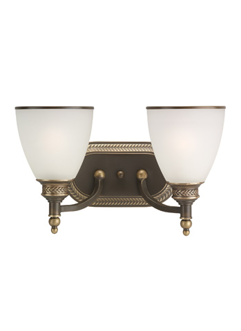 Sea Gull Lighting - Two Light Wall / Bath Sconce - 44350-708