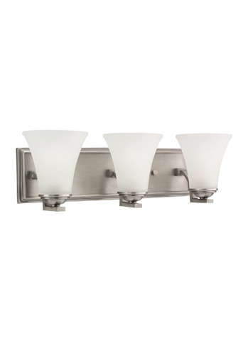 Sea Gull Lighting - Three Light Wall / Bath Sconce - 44376BLE-965