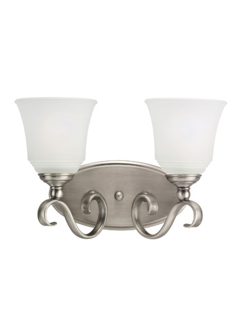Sea Gull Lighting - Two Light Wall / Bath Sconce - 44380-965