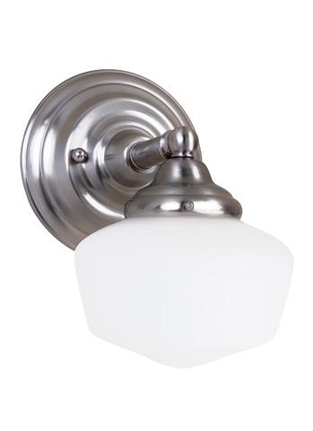 Sea Gull Lighting - One Light Wall / Bath Sconce - 44436-962