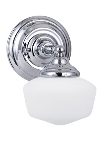 Sea Gull Lighting - One Light Wall / Bath Sconce - 44436BLE-05