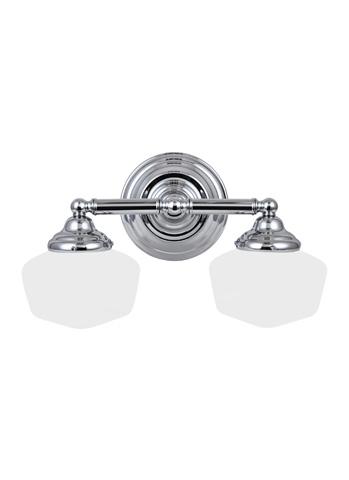 Sea Gull Lighting - Two Light Wall / Bath Sconce - 44437-05