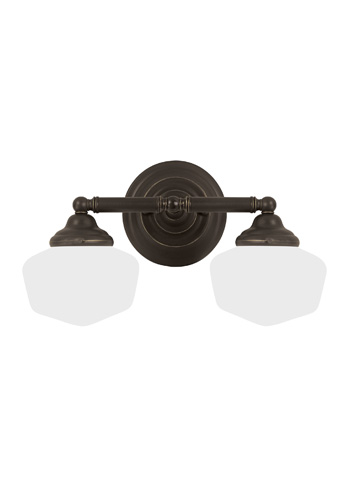 Sea Gull Lighting - Two Light Wall / Bath Sconce - 44437-782