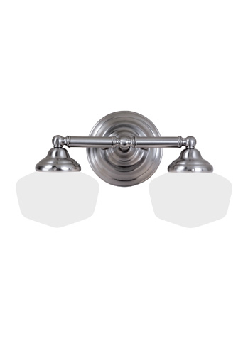 Sea Gull Lighting - Two Light Wall / Bath Sconce - 44437-962