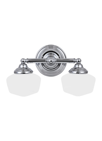 Sea Gull Lighting - Two Light Wall / Bath Sconce - 44437BLE-05
