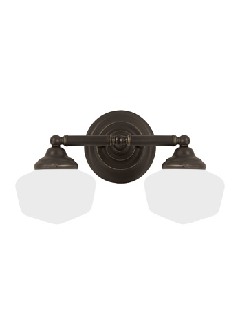 Sea Gull Lighting - Two Light Wall / Bath Sconce - 44437BLE-782