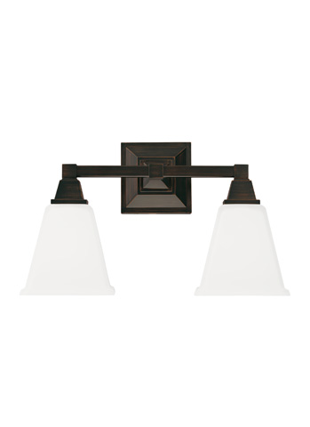 Sea Gull Lighting - Two Light Wall / Bath Sconce - 4450402-710