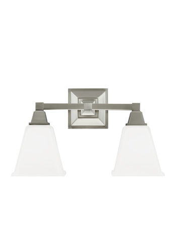 Sea Gull Lighting - Two Light Wall / Bath Sconce - 4450402-962