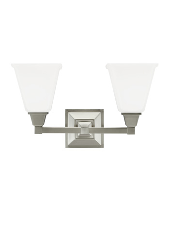 Sea Gull Lighting - Two Light Wall / Bath Sconce - 4450402BLE-962