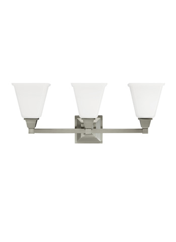 Sea Gull Lighting - Three Light Wall / Bath Sconce - 4450403BLE-962