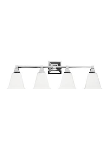 Sea Gull Lighting - Four Light Wall / Bath Sconce - 4450404-05