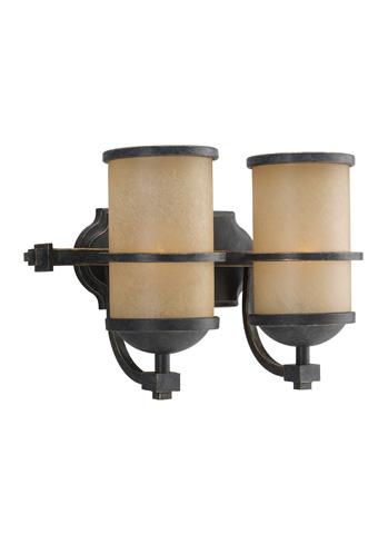 Sea Gull Lighting - Two Light Wall / Bath Sconce - 44521BLE-845