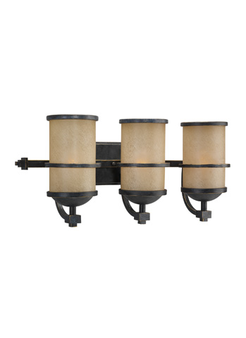Sea Gull Lighting - Three Light Wall / Bath Sconce - 44522BLE-845
