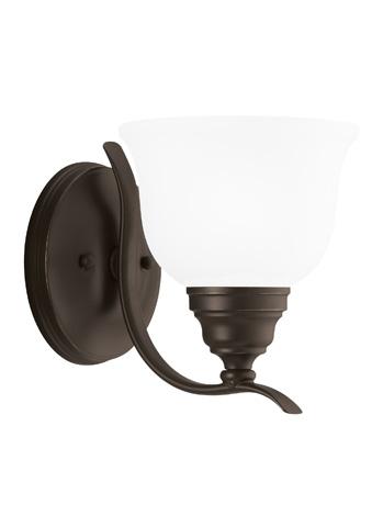 Sea Gull Lighting - One Light Wall / Bath Sconce - 44625-782