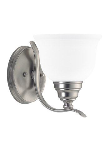 Sea Gull Lighting - One Light Wall / Bath Sconce - 44625-962