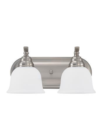 Sea Gull Lighting - Two Light Wall / Bath Sconce - 44626BLE-962