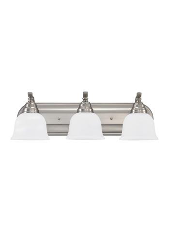 Sea Gull Lighting - Three Light Wall / Bath Sconce - 44627-962