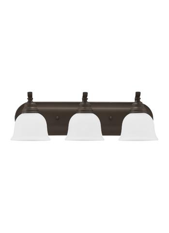 Sea Gull Lighting - Three Light Wall / Bath Sconce - 44627BLE-782