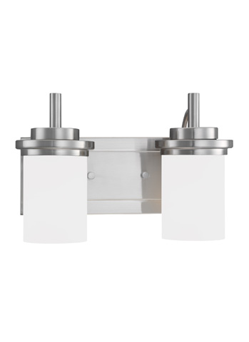 Sea Gull Lighting - Two Light Wall / Bath Sconce - 44661BLE-962