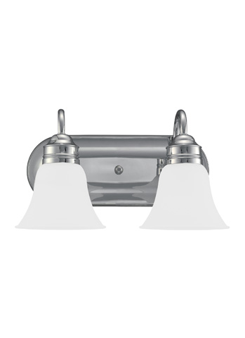 Sea Gull Lighting - Two Light Wall / Bath Sconce - 44851-05