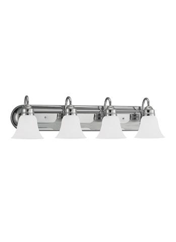 Sea Gull Lighting - Four Light Wall / Bath Sconce - 44853-05