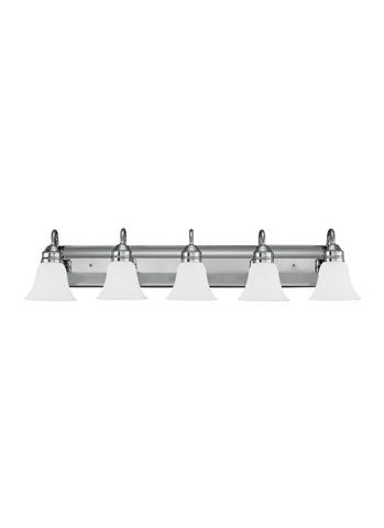 Sea Gull Lighting - Five Light Wall / Bath Sconce - 44854BLE-05
