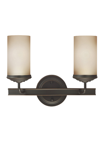 Sea Gull Lighting - Two Light Wall / Bath Sconce - 4491402-715