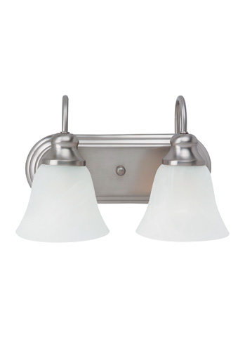 Sea Gull Lighting - Two Light Wall / Bath Sconce - 44940-962