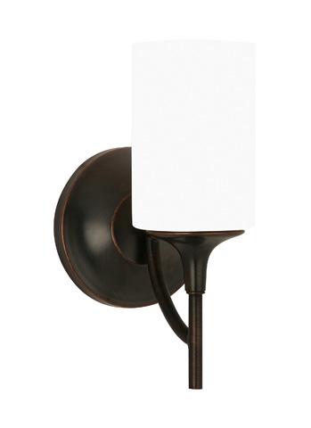 Sea Gull Lighting - One Light Wall / Bath Sconce - 44952-710