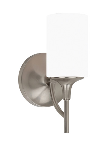 Sea Gull Lighting - One Light Wall / Bath Sconce - 44952-962