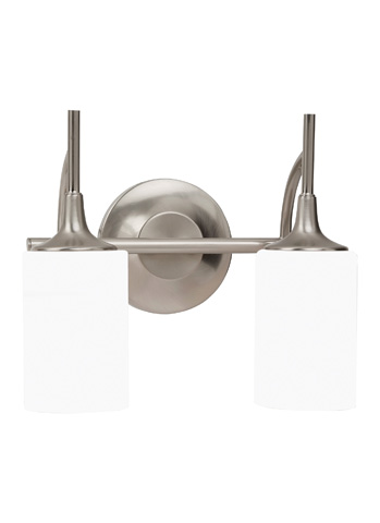 Sea Gull Lighting - Two Light Wall / Bath Sconce - 44953-962
