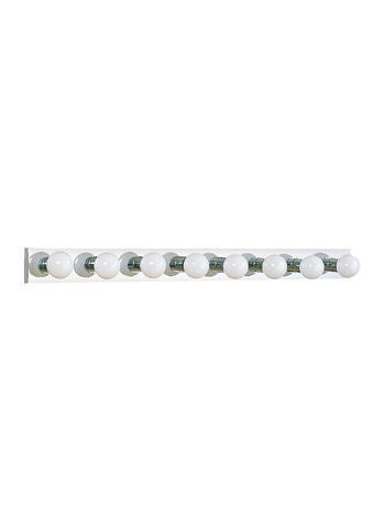 Sea Gull Lighting - Eight Light Wall / Bath Sconce - 4740-05