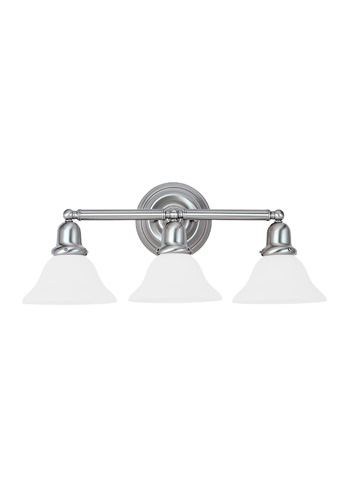 Sea Gull Lighting - Three Light Wall / Bath Sconce - 49066BLE-962
