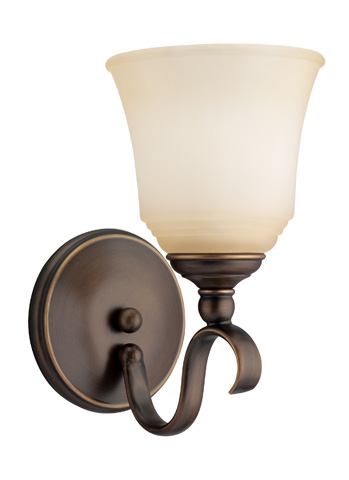 Sea Gull Lighting - One Light Wall / Bath Sconce - 49380BLE-829