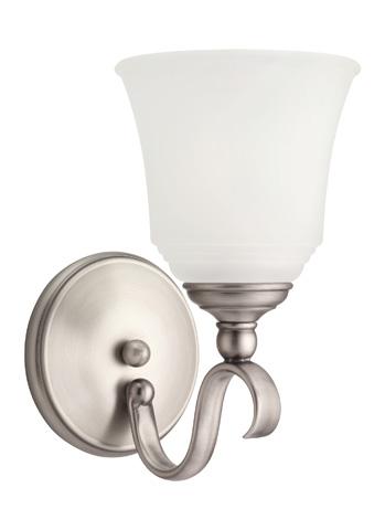 Sea Gull Lighting - One Light Wall / Bath Sconce - 49380BLE-965