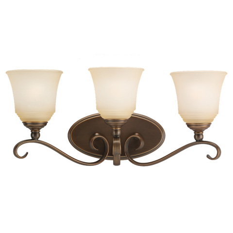 Sea Gull Lighting - Three Light Wall / Bath Sconce - 49382BLE-829