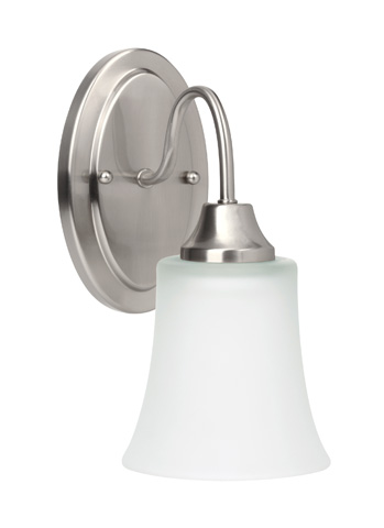 Sea Gull Lighting - One Light Wall / Bath Sconce - 49806BLE-962