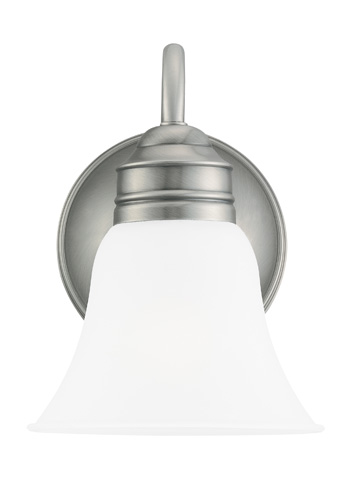 Sea Gull Lighting - One Light Wall / Bath Sconce - 49850BLE-965