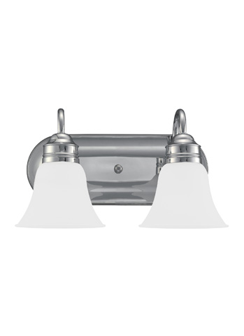 Sea Gull Lighting - Two Light Wall / Bath Sconce - 49851BLE-05