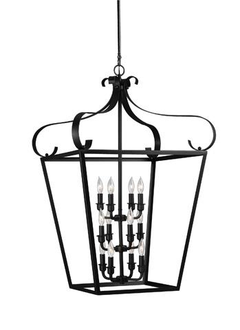 Sea Gull Lighting - Twelve Light Hall / Foyer Pendant - 5119412-839