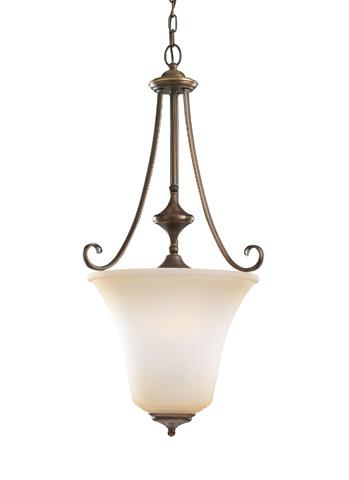 Sea Gull Lighting - Three Light Hall / Foyer Pendant - 51380-829