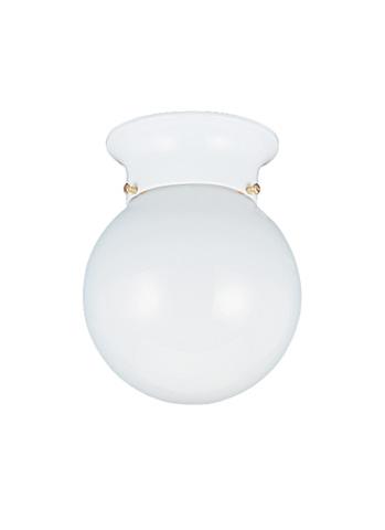 Sea Gull Lighting - One Light Ceiling Flush Mount - 5366-15