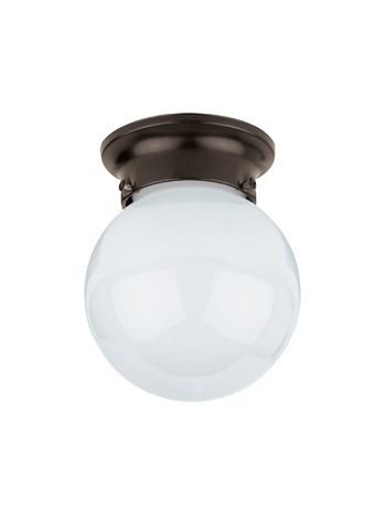 Sea Gull Lighting - One Light Ceiling Flush Mount - 5366-782